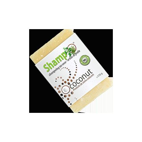 Shampoo Stinging Nettles & Horstail tea