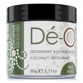 SAGE natural coconut deodorant