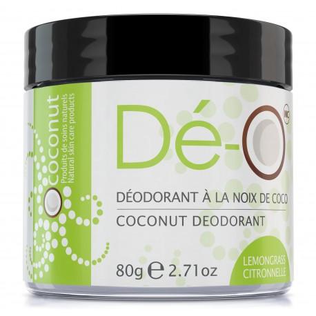 Déodorant à la noix de coco / CITRONNELLE